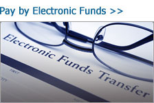 Pay By Electronic Fund Transfer